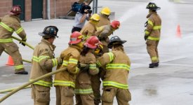 Firefighting Jobs Section Photo Button