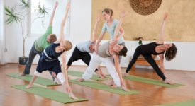 Yoga Jobs Section Photo Button