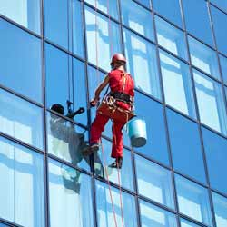 Window Cleaning Offers Great Views for those not Afraid of Heights