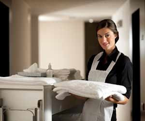 Resort Housekeeper Jobs Require you to be Physically Fit