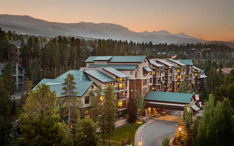 Valdoro Mountain Lodge in Breckenridge Colorado