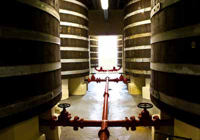 Distiller shows off Whiskey Distiller Photo