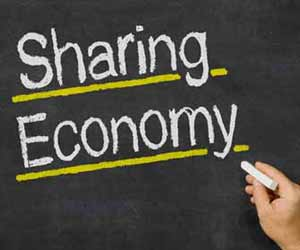 Sharing Economy and Gig Economy on Blackboard Image