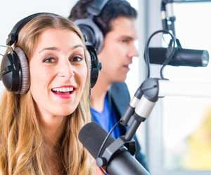 Radio Hosts Have to be Exciting to Listen too for a Wide Variety of Audiences