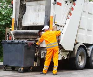 Garbage Men and Women Play an Important Part of the Overall Waste Management Operation