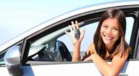 Car Sharing is a New and Innovative Way to Earn Money Photo Button